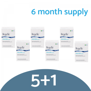 6 month supply Regelle