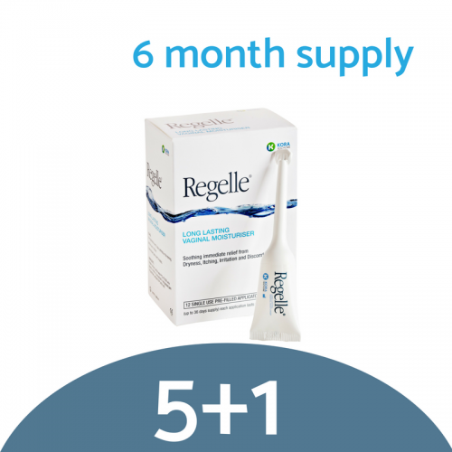 6 month supply Regelle