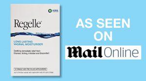 Regelle on Daily Mail Online