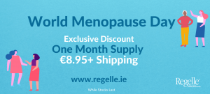 Regelle Menopause Day Offer